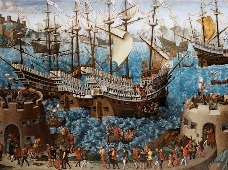 henry_viiis_embarkation_at_dover_1520