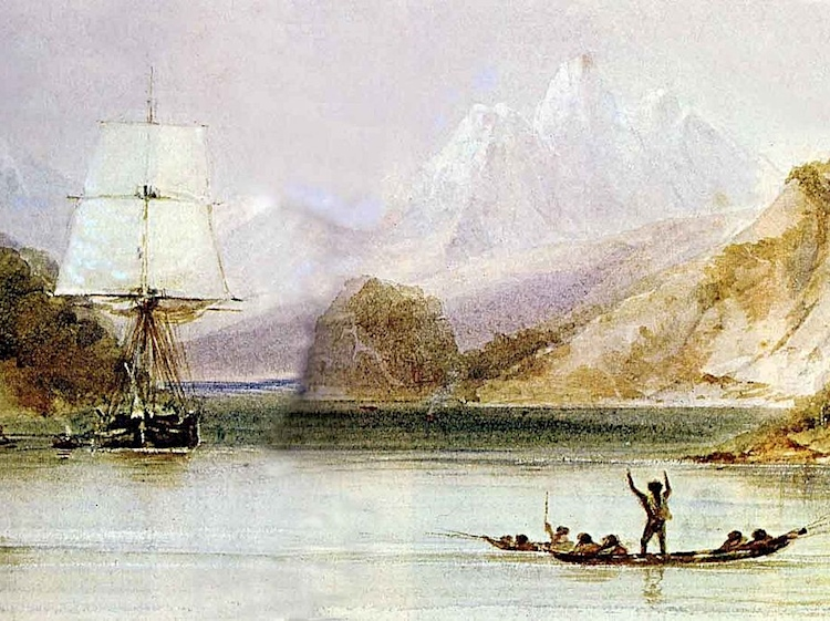 hms_beagle_at_tierra_del_fuego_painted_by_conrad_martens