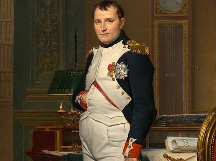 the_emperor_napoleon_in_his_study