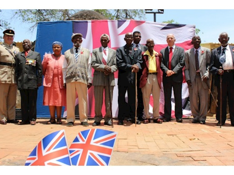 botswana_veterans_at_remembrance_day_2014