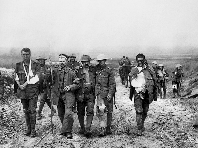 british_and_german_walking_wounded_somme_1916