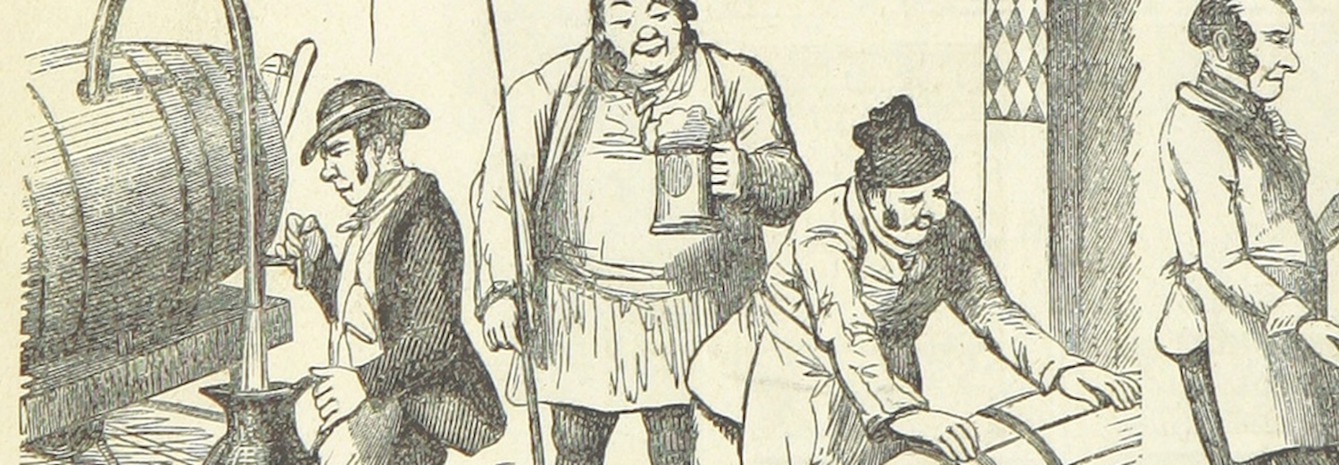illustration_of_workhouse_inmates_breaking_into_a_pub