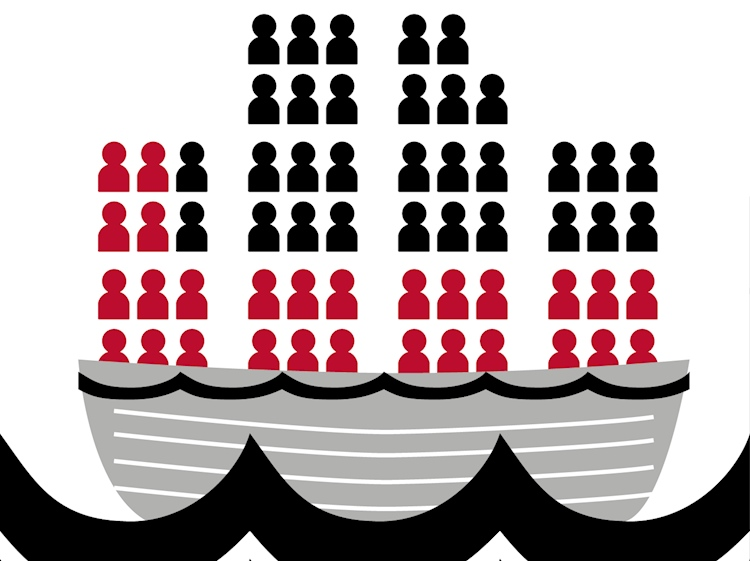 infographic_showing_people_carried_by_first_titanic_lifeboat