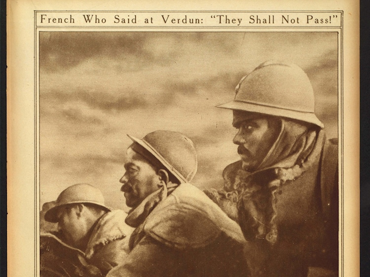image_in_new_york_times_captioned_they_shall_not_pass_verdun
