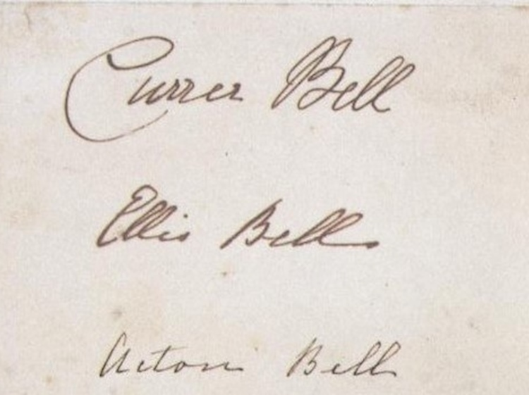brontë_sisters_signatures_as_currer-_ellis_and_acton_bell