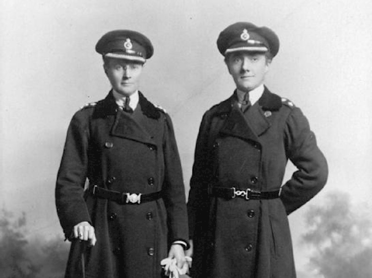 margaret_damer_dawson_obe_and_mary_allen_obe_of_the_womens_police_service