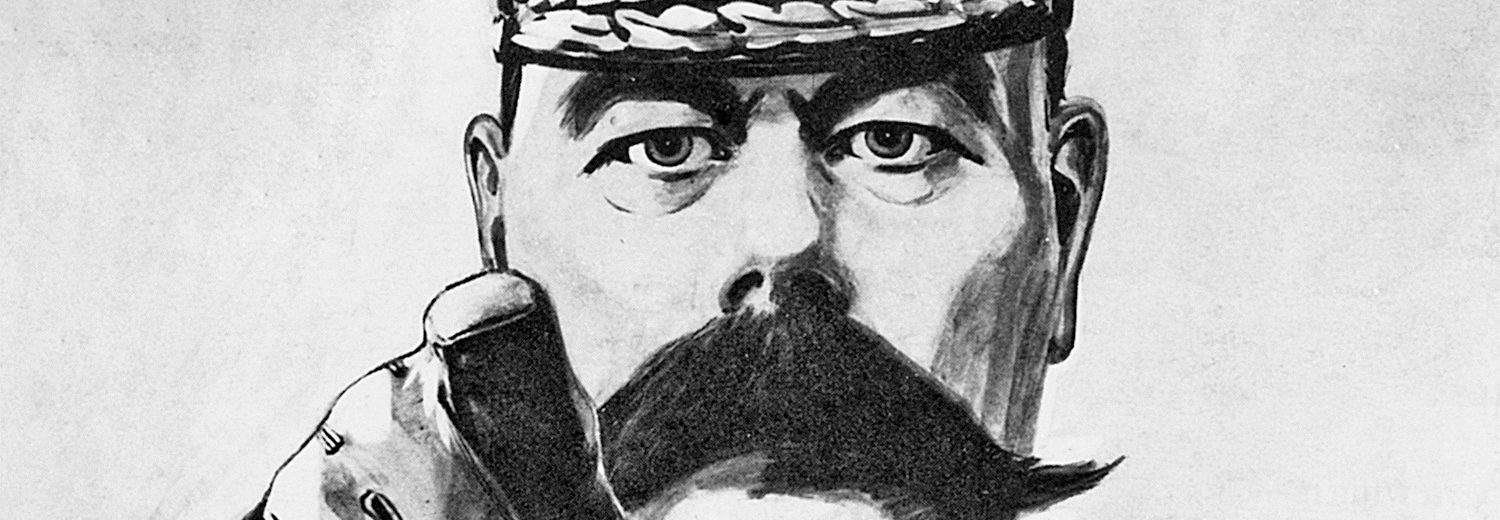 The History Press | Kitchener: A great man or a great poster?