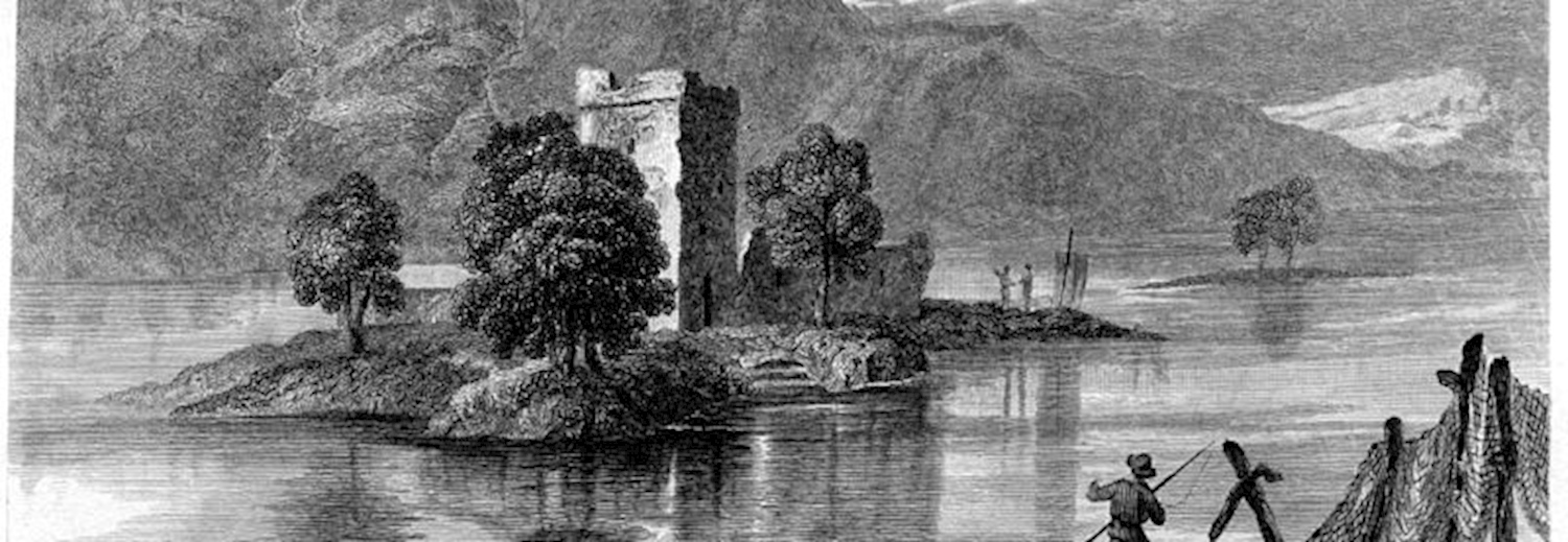 an_1832_engraving_of_lochleven_castle_by_william_miller_after_g_f_sargent