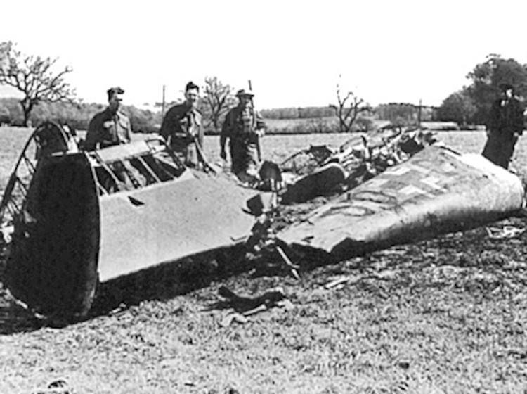 the_wreckage_of_rudolf_hesss_messerschmitt_bf110