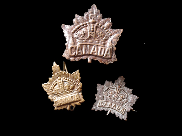 canadian_insignia_badges_from_the_first_world_war