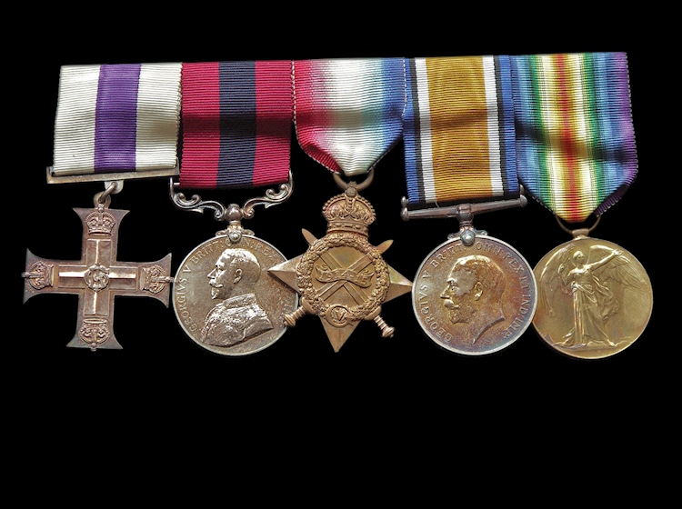 world_war_i_gallantry_medals