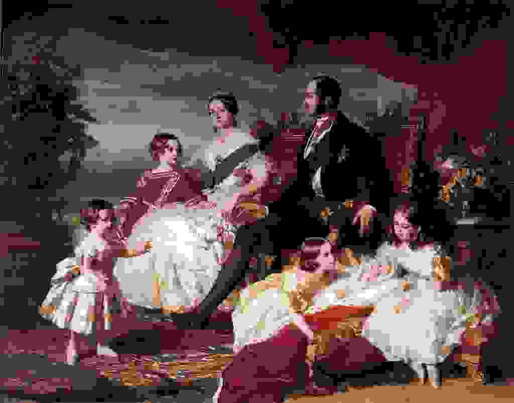 queen_victoria_and_the_royal_family_in_1846