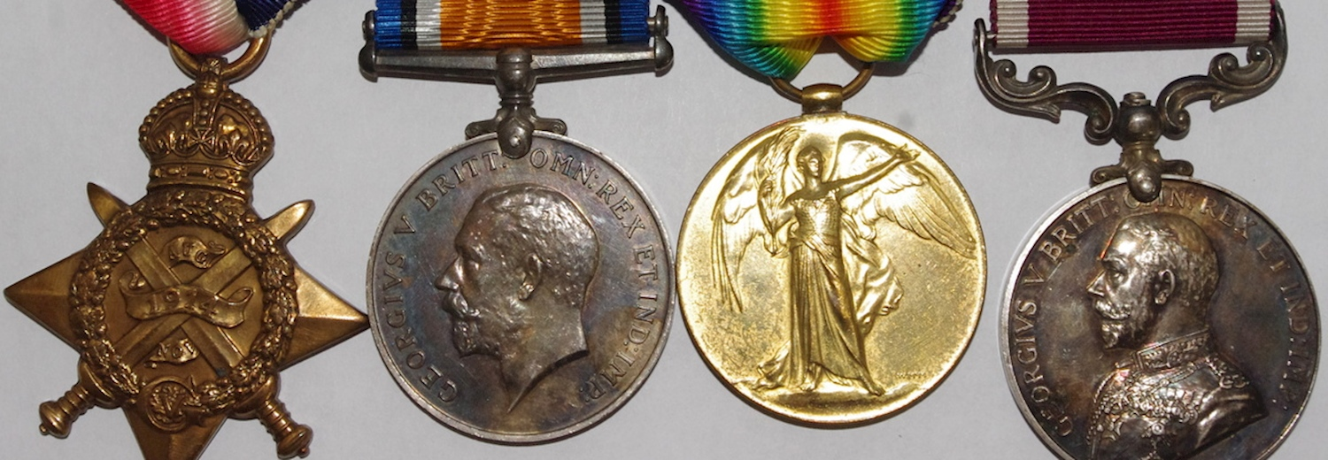 british_world_war_i_medals_including_mons_star
