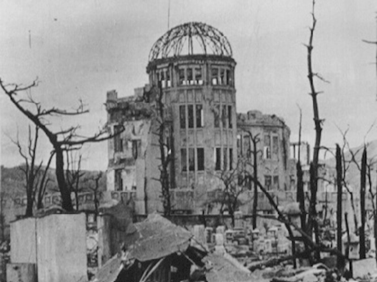 hiroshima_genbaku_dome_following_the_atomic_bombing_1945