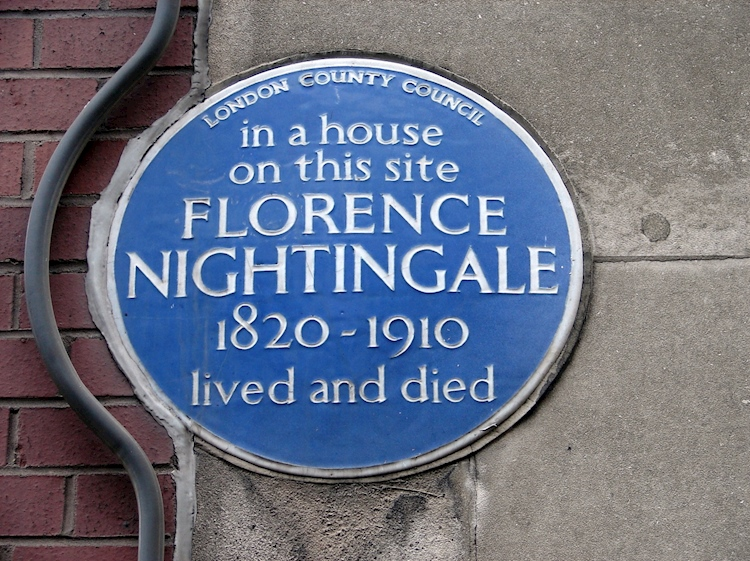 florence_nightingale_blue_plaque_south_street_mayfair_london