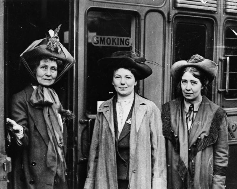 Was Christabel Pankhurst Gay