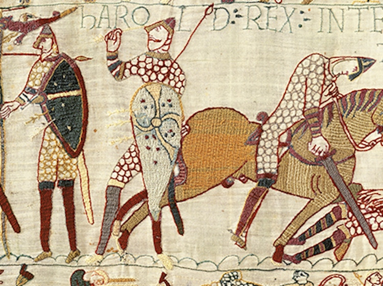 harold-_killed_by_an_arrow_bayeux_tapestry