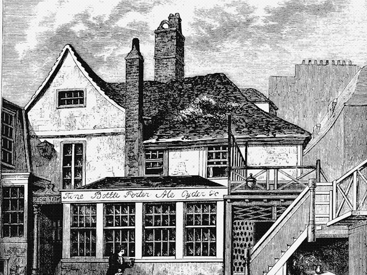 the_manor_house_of_toten_hall_st_giles_london_1813