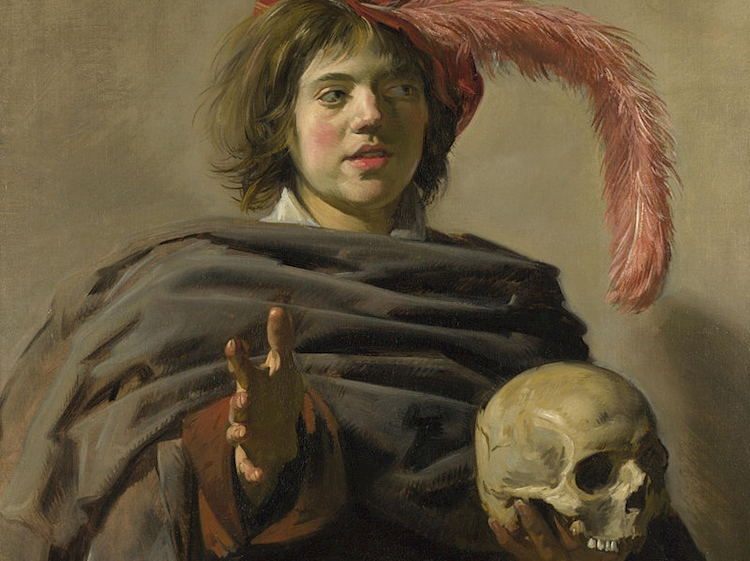 young_man_with_a_skull_frans_hals_national_gallery_london