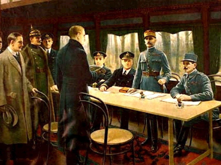 painting_depicting_the_signatories_of_the_armistice_in_the_railway_carriage