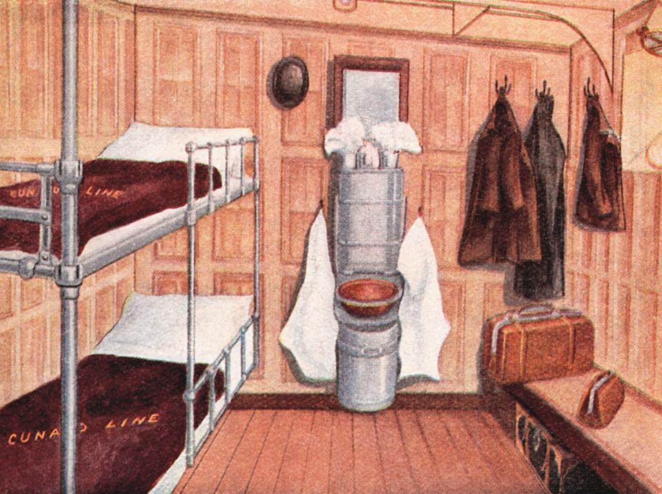 """A propos du """"luxe"""" du Titanic... - Page 2 C5957012"""