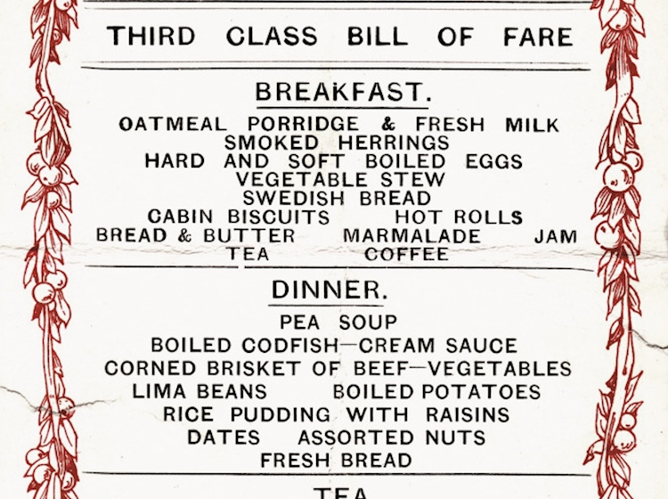 third_class_bill_of_fare