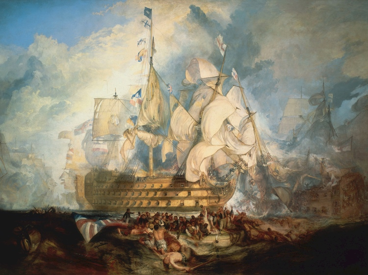 turner_the_battle_of_trafalgar_1822