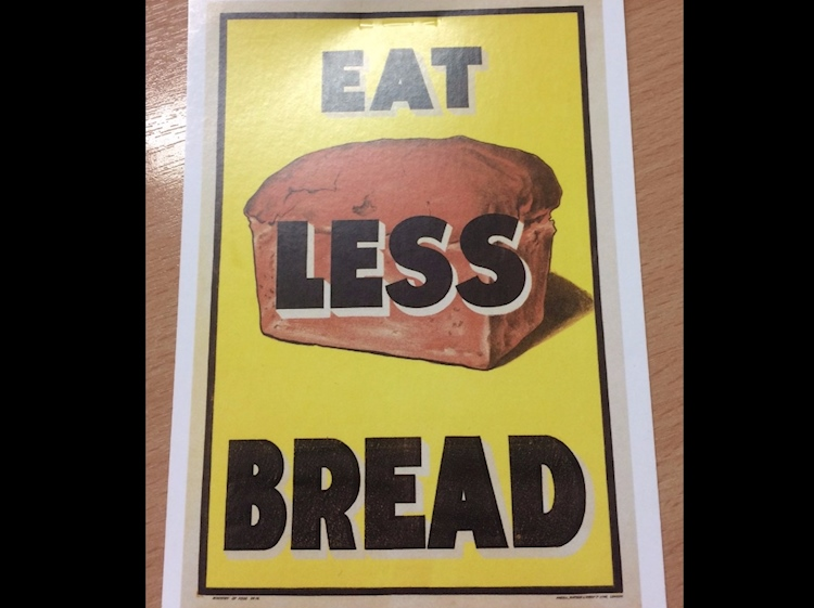 The History Press   Bread: A slice of First World War history