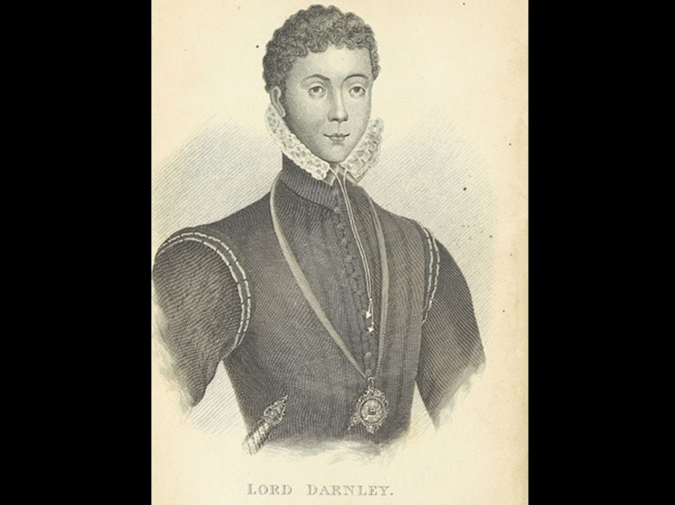 The History Press | The diabolical death of Henry, Lord Darnley