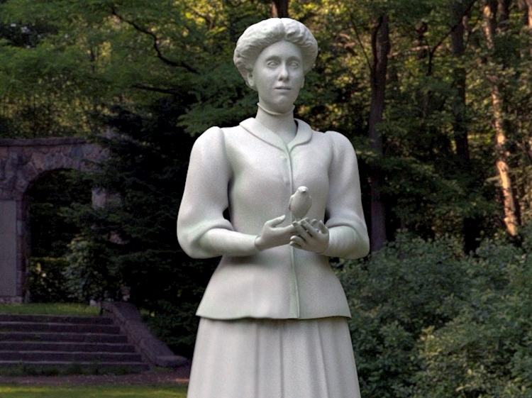 virtual_3d_statue_of_emily_williamson_co-founder_of_the_rspb_by_james_russell