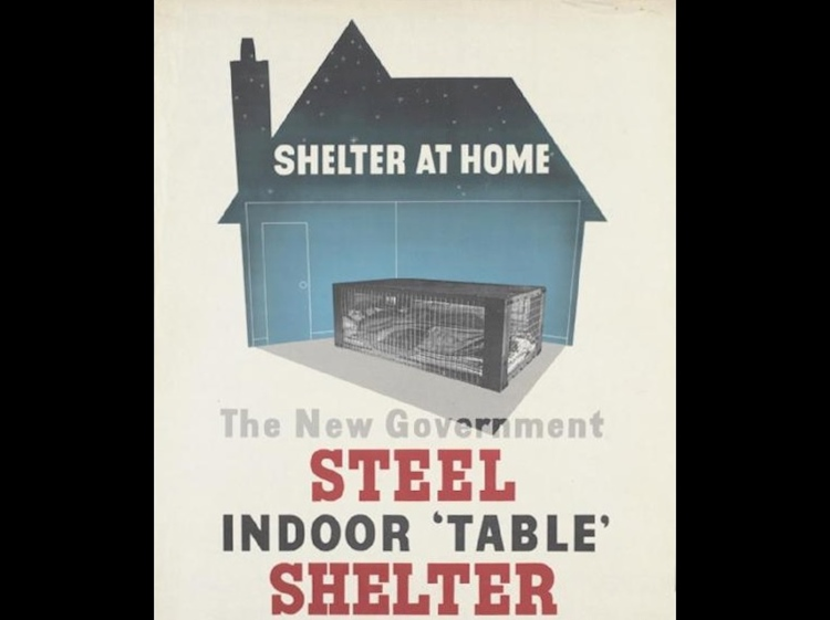 shelter_at_home_ww2_poster