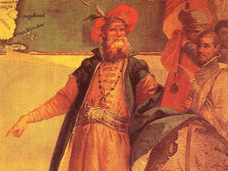 john_cabot_in_traditional_venetian_garb_by_giustino_menescardi