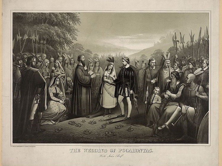 the_wedding_of_pocahontas_with_john_rolfe