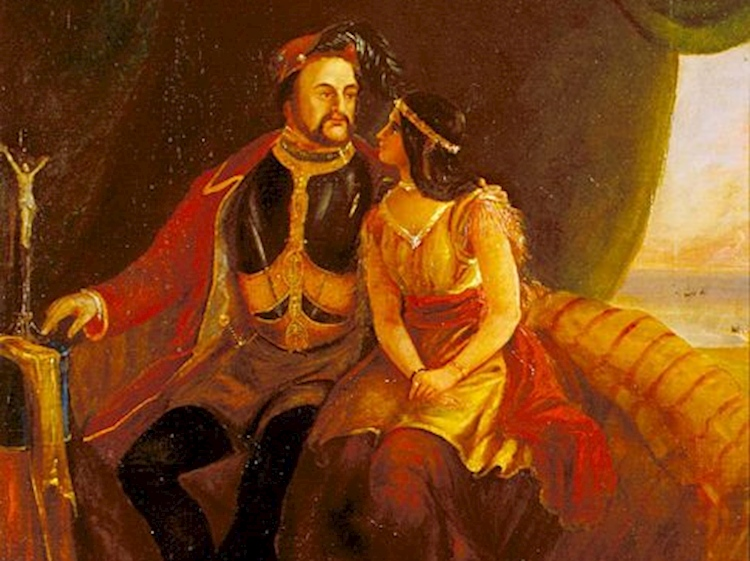 pocahontas_with_husband_john_rolfe