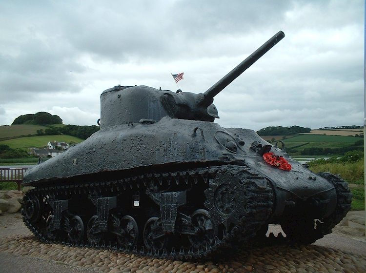 sherman_tank_at_memorial_for_those_killed_in_operation_tigerjpg