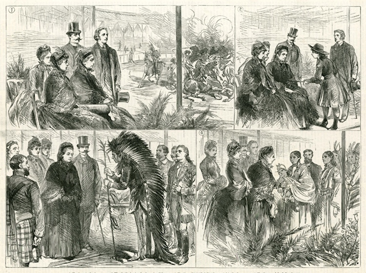 queen_victoria_at_the_wild_west_show_illustrated_london_news_1887