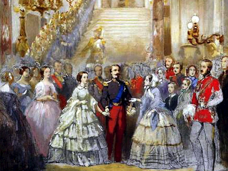 the_reception_of_queen_victoria_by_napoleon_iii_at_st_cloud_18_august_1855_by_charles_louis_muller