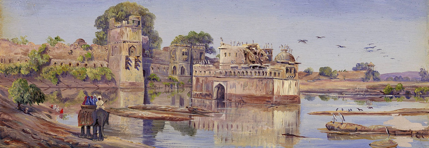 padmini_palace_in_chittaurgarh_rajasthan_by_marianne_north_1878