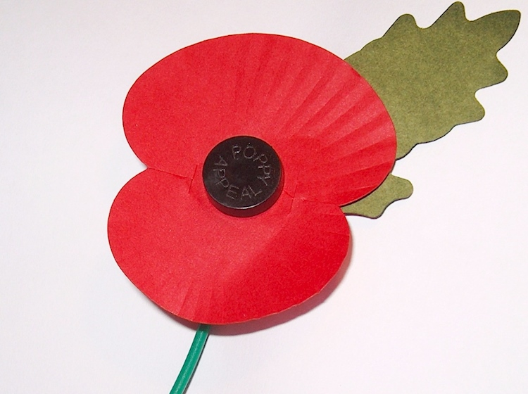 a026299262 The History Press | The poppy as a symbol of remembrance