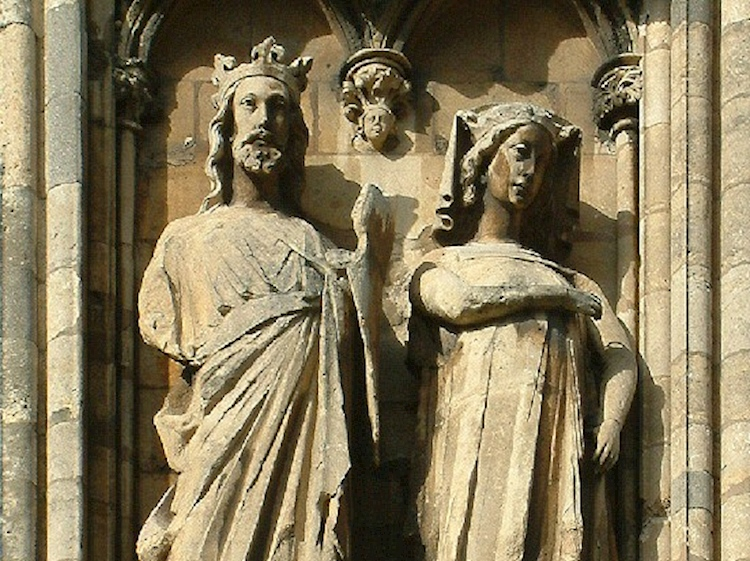 edward_i_of_england_and_eleanor_of_castile_lincoln_cathedral
