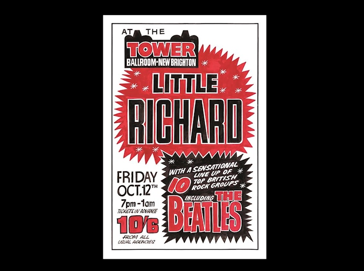 beatles_poster_little_richard