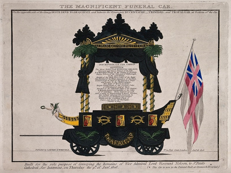 horatio_nelsons_funeral_car_engraving_1806_wellcome_collection