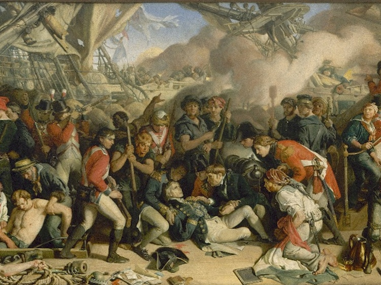 daniel_maclise_the_death_of_nelson
