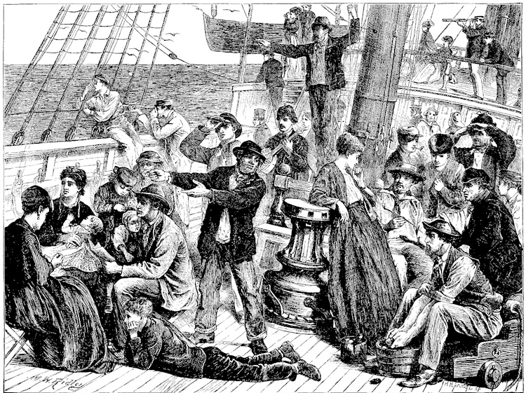 on_board_an_emigrant_ship_the_graphic_6_may_1871