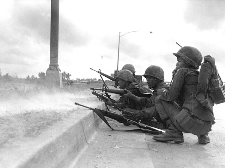 arvn_rangers_defend_saigon_tet_offensive