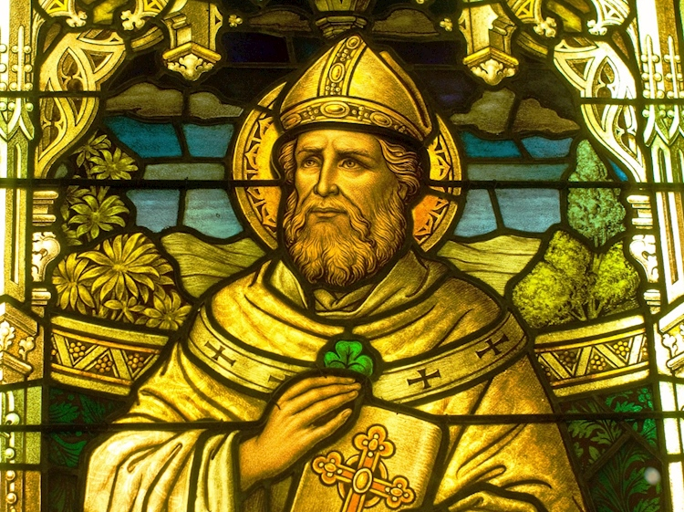st_patrick_stained_glass