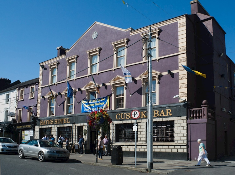 thurles_liberty_square_hayes_hotel