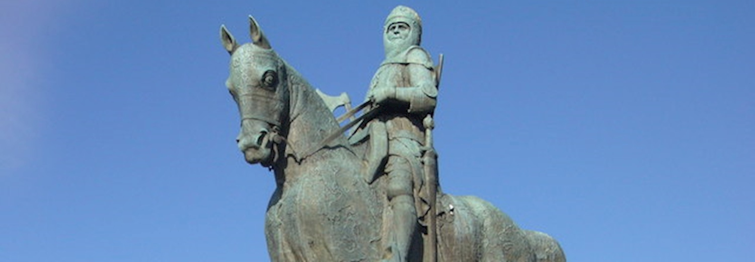 robert_the_bruce_statue_at_bannockburn