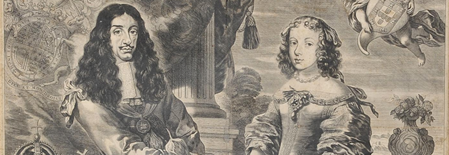 The History Press | Charles II and Catherine of Braganza: A