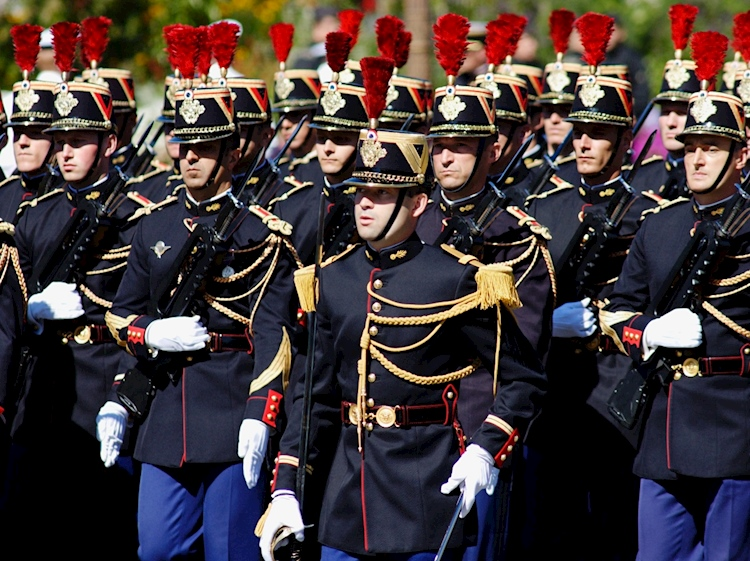 1st_infantry_republican_guard_bastille_day_2008